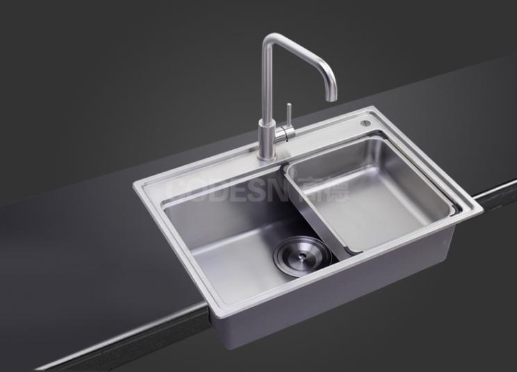 如何正确使用厨房不锈钢水槽不容易损坏?